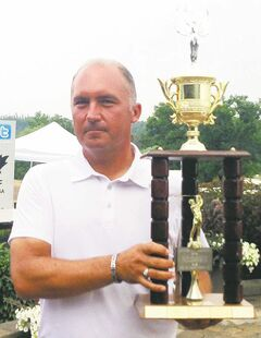 Ben Bandura's blistering 66 Wednesday gave him a four-shot triumph.