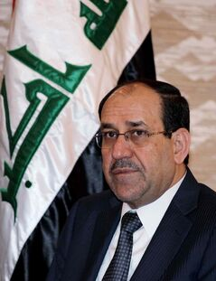 U.S. allies are saying a new Iraqi government, if at all possible, will have to exclude current prime minister Nouri al-Maliki while drastically revising the balance of power between Baghdad and the regions.