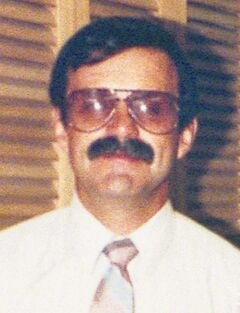 Bill Larson was slain May 14, 1998.