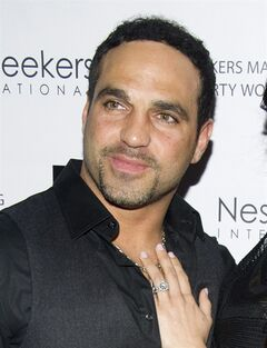 FILE - This March 2, 2012 file photo shows Joe Gorga at the