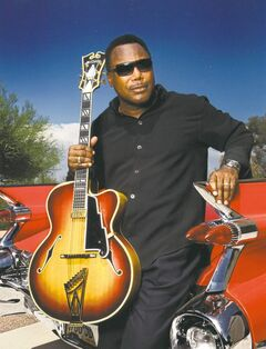 George Benson: crowd-pleaser
