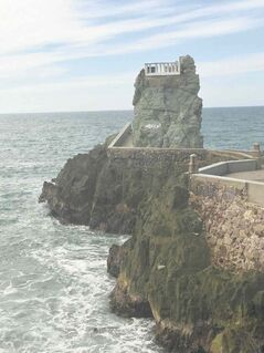 Cliff diving is a tradition in Mazatlan that dates back to the 1900s.