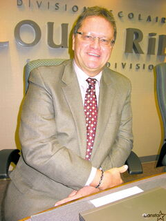 Terry Borys recently retired as the superintendent of schools and CEO of Louis Riel School Division.