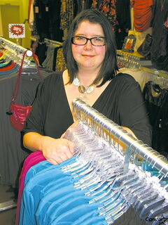 Jaime Mackenzie will hold a grand opening event at her new store on March 23.