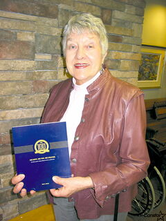 St. Boniface resident and writer Sheila Dresen — a retired registered nurse — has released a book about the CRNM's 100th anniversary.