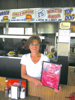 Lydia Murray is a familiar face to many longtime customers of the Red Top Restaurant in St. Boniface.