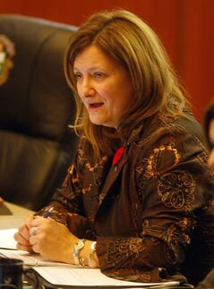 Coun. Paula Havixbeck is going to give back the $40,000 bump councillors received for their ward budgets this year.