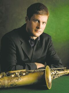 Eric Alexander and an all-star band will celebrate the music of Blue Note Records.