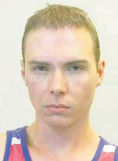 Luka Magnotta: prone to mood swings