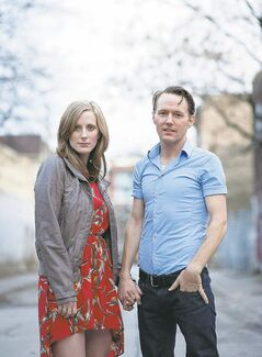 Whitehorse's husband-and-wife duo, Melissa McClelland and Luke Doucet, are careful to maintain interests outside their band.