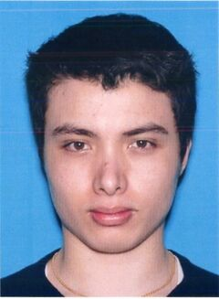 This undated photo from the California Department of Motor Vehicles shows the driver license photo of Elliott Rodger. Rodger, 22, went on a murderous rampage Friday, May 23, 2014, killing six before dying in a shootout with deputies, in the community of Isla Vista near the University of California, Santa Barbara, in Goleta, Calif., (AP Photo/California DMV)