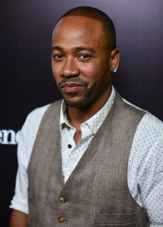 FILE - This Nov. 7, 2013 file photo shows Columbus Short at the Ermenegildo Zegna Boutique opening in Beverly Hills, Calif. Short's abrupt departure from