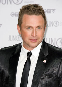 Johnny Reid brings season's greetings to the Centennial Concert Hall on Dec. 2.