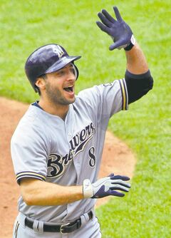 Milwaukee's Ryan Braun is among the big names on the Biogenesis list.