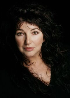 This is an undated image file image of British singer Kate Bush made available by EMI on Tuesday Nov. 1, 2005. THE CANADIAN PRESS/AP, EMI, Trevor Leighton