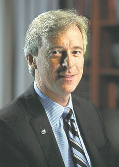 John Krafcik, president and CEO of Hyundai Motor America