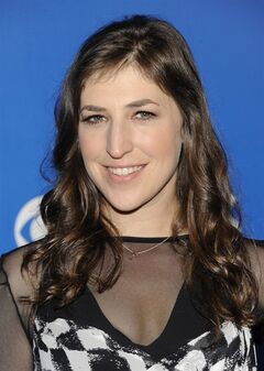 FILE - This May 16, 2012 file photo shows Actress Mayim Bialik from the show