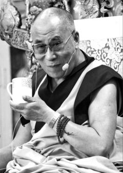 The Dalai Lama turns 78.