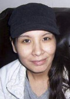 Tanya Nepinak's body has not been found.