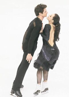 Scott Moir, Tessa Virtue