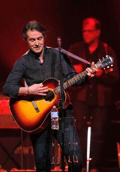 Blue Rodeo frontman Jim Cuddy