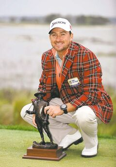 Which will Graeme McDowell value more, the trophy or the jacket?