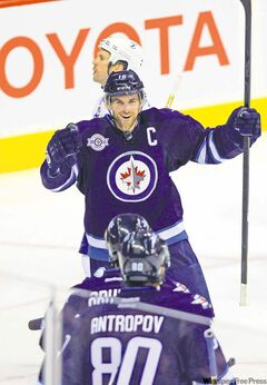 BORIS MINKEVICH/ WINNIPEG FREE PRESS