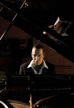 "The man behind the keys for Daft Punk's gorgeous ""Within"" is Toronto-reared pianist Chilly Gonzales. THE CANADIAN PRESS/ho-Alexandre Isard"