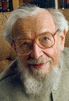Rabbi Zalman Schachter-Shalomi died in his sleep last Thursday. He was 89.