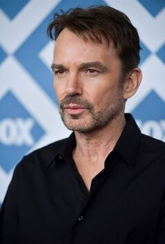 Billy Bob Thornton arrives at the Fox All-Star Party on Monday, Jan. 13, 2014, at the Langham Hotel in Pasadena, Calif. Thornton has seen some pretty wild and crazy things in his day, but wasn't prepared for what he saw last November in Calgary.The Oscar winner, in Alberta shooting the upcoming series based on the hit Coen brothers' movie