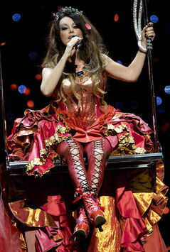Sarah Brightman will play Winnipeg in March 2013.