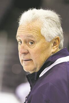 Wayne Fleming was on leave from the Tampa Bay Lightning when he died Tuesday.