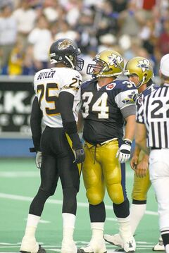 Wade Miller spent over a decade in pro football and holds the league record for career special teams tackles.