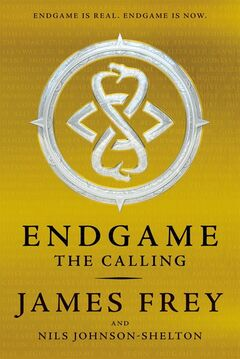 This photo provided by HarperCollins shows the cover of author James Frey's book,