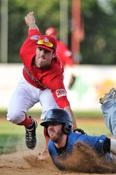 Winnipeg Goldeyes second baseman Nick Liles is moving to the Gary-Southshore Railcats.