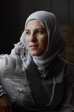 Dima Al-Sayad wants Canada to open the door for those fleeing the war in her homeland.
