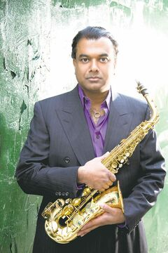 Rudresh Mahanthappa: cutting edge