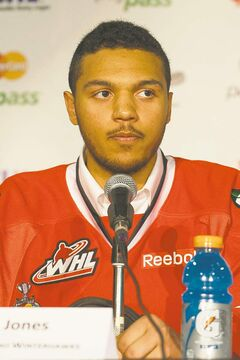 Colorado might pass on Denver product Seth Jones, a blue-liner.