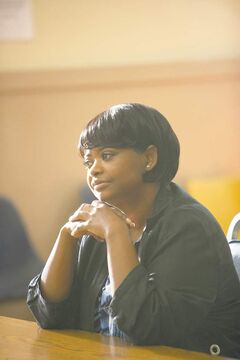 Octavia Spencer in Fruitvale Station.