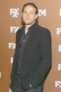FILE - OCTOBER 12: Actor Charlie Hunnam has dropped out of the