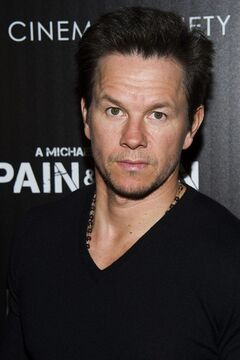 Mark Wahlberg attends a screening of