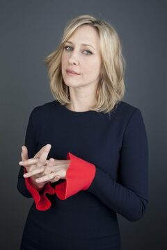 FILE - This March 18, 2013 file photo shows actress Vera Farmiga from the A&E series,