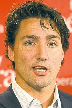Justin Trudeau: 'second-class citizens'