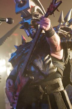 Gwar will perform at the Garrick Theatre in November.