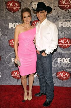 "FILE - This Dec. 10, 2012 file photo shows singer Jewel, left, and Ty Murray at the American Country Awards in Las Vegas. Jewel and her husband are divorcing after a 16-year relationship. The 40-year-old singer wrote in a letter posted on her website Wednesday, July 2, 2014, that she and Ty Burrell want their separation ""to be nothing less loving than the way we came together."" Jewel and Burrell were married in 2008. They have a son named Kase. (Photo by Jeff Bottari/Invision/AP, File)"