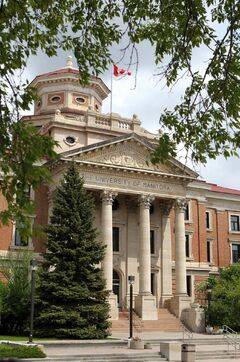 The University of Manitoba.