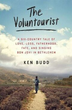 The Voluntourist by Ken Budd. (AP Photo/Newman Communications)