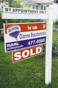 The demand for homes didn't cool as much in Manitoba as in some other regions.