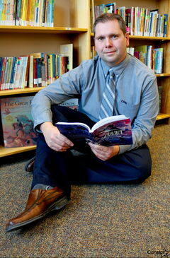 Heritage School principal Neil Moffatt was one of three Manitobans and 51 Canadians to receive a Canada's Outstanding Principals award by The Learning Partnership.
