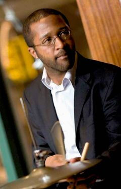 Michigan-born drummer Quincy Davis will be teaching at the U of M.
